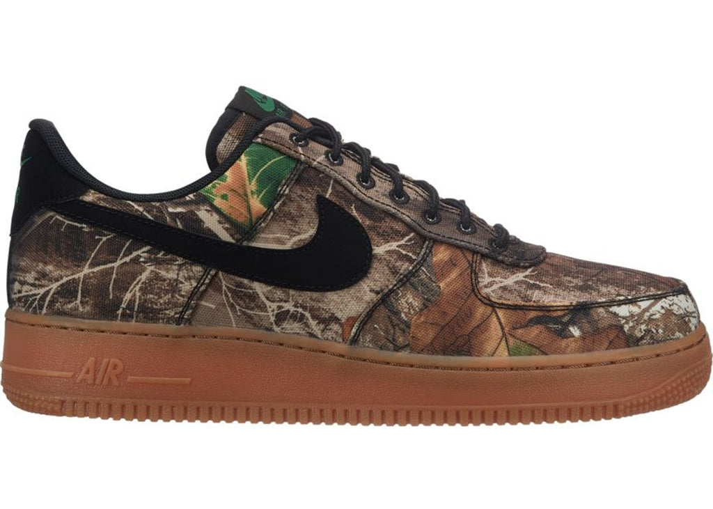 Air Force 1 Low Realtree Black