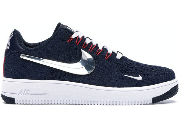 Nike Air Force 1 Ultra Flyknit Patriots 6X Champs
