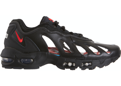 Nike Air Max 96 Supreme Black