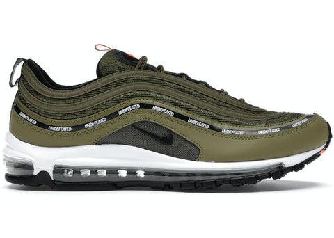 Nike Air Max 97 UNDFTD Black Militia Green (2020)