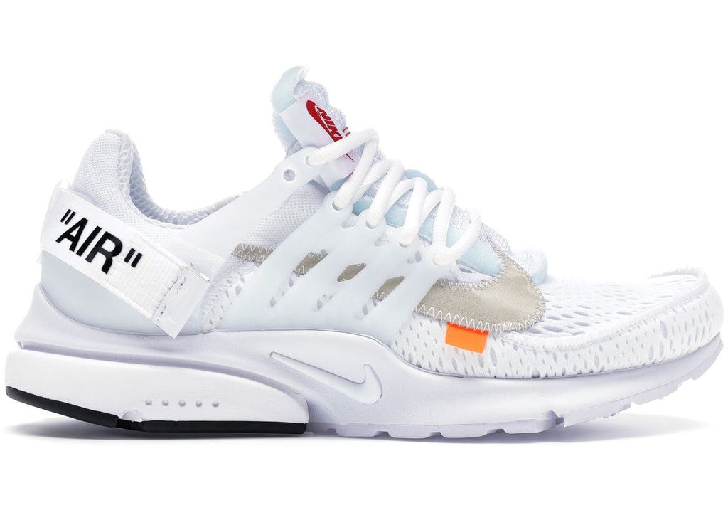 The 10: OFF WHITE Nike Air Presto