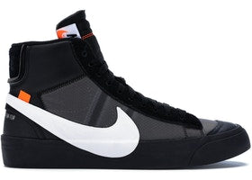 Nike Blazer Mid Off-White Grim Reaper 2018 Men