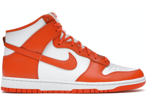 Nike Dunk High Syracuse (2021)