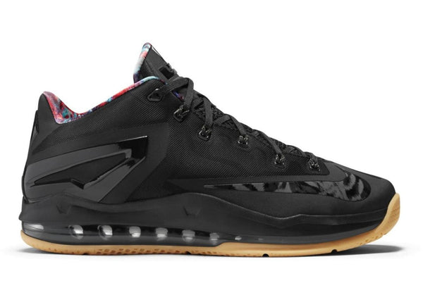 LeBron 11 Low Black Gum