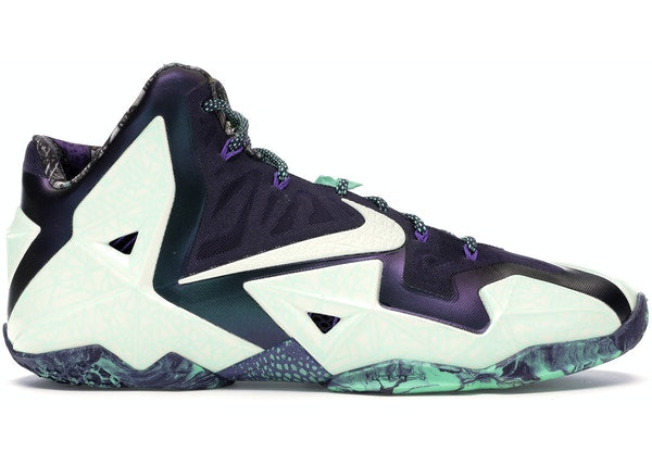 "Nike LeBron 11 NOLA Gumbo League ""Gator King"""