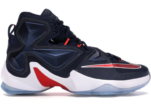 LeBron 13 Midnight Navy