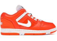 Nike SB Air Force 2 Low Supreme Orange