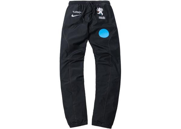 Nikelab x OFF-WHITE Mercurial NRG X FB Pant Black