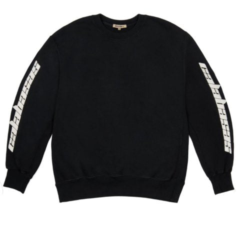 Calabasas Season 4 Crewneck Black
