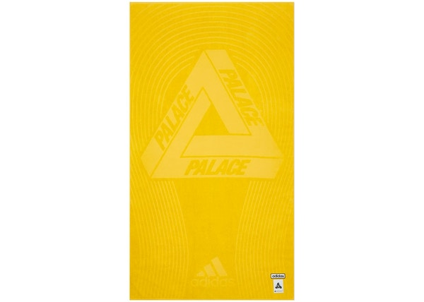 Palace Adidas Sunpal Beach Towel Bold Gold