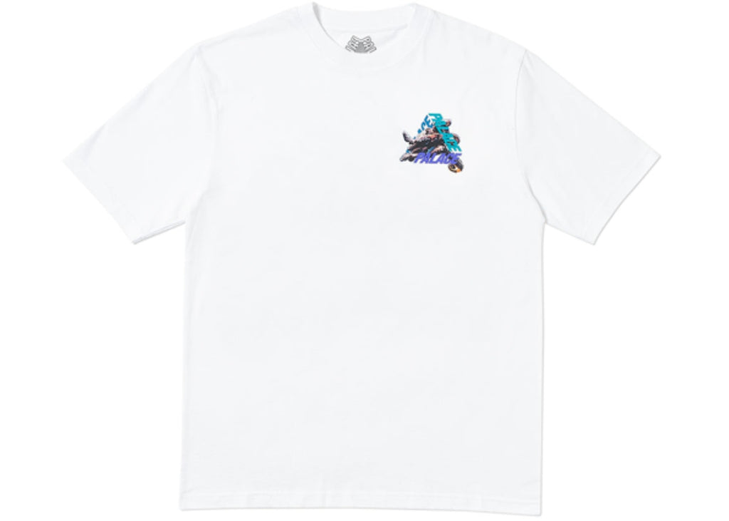 Palace Octo T-Shirt White