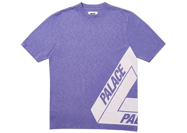 Palace Side Ferg T-Shirt Purple