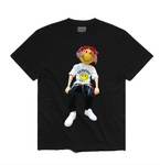 CTM X LIL YACHTY X COOLRAINLABO TOY  BLACK T-SHIRT