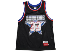 Supreme All Star Basketball Jersey Black