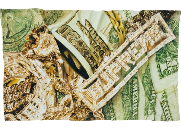 Supreme Bling Towel Green