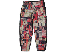 Supreme Comme des Garcons SHIRT Patchwork Skate Pant Multicolor