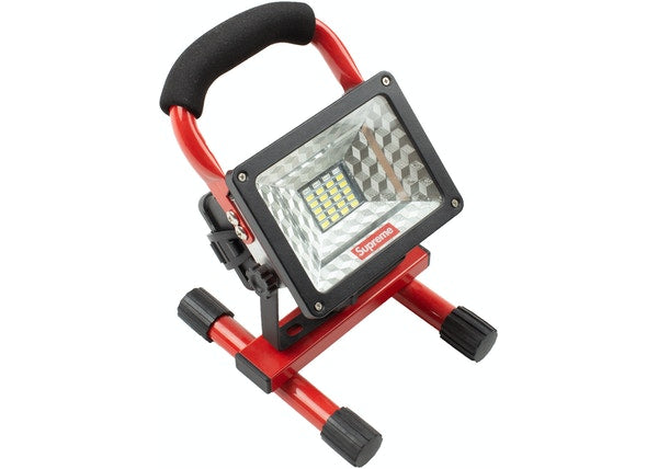 Supreme Cordless Floodlight Red