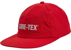 Supreme GORE-TEX 6-Panel Red