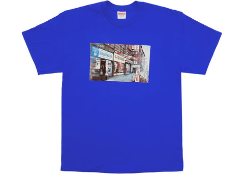 Supreme Hardware Tee Royal