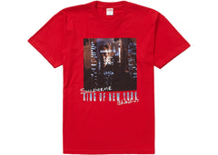 Supreme King of New York Tee Red