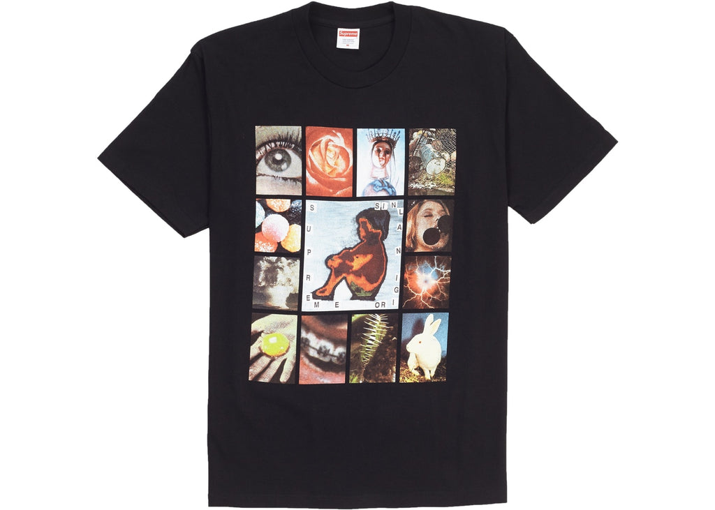 Supreme Original Sin Tee Black