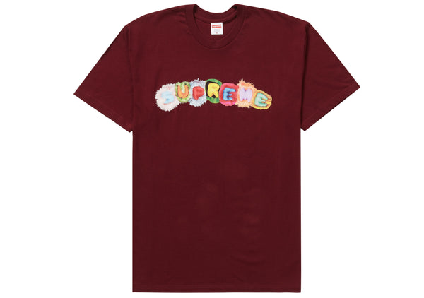 Supreme Pillows Tee Burgundy