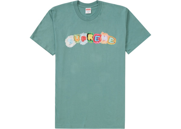 Supreme Pillows Tee Dusty Teal