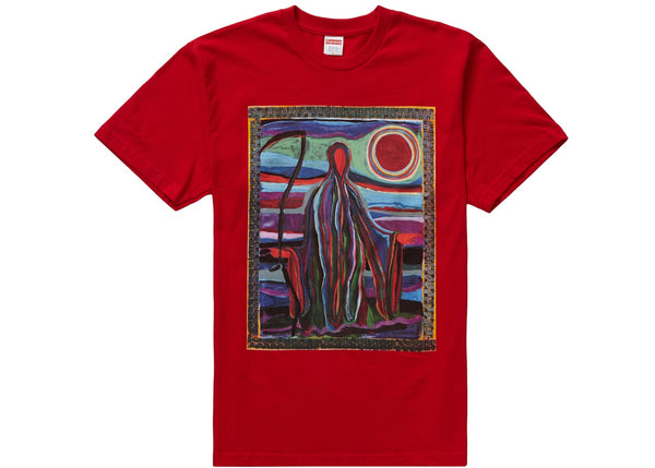 Supreme Reaper Tee Red