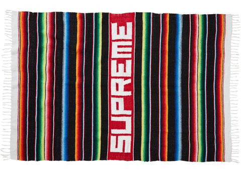 Supreme Serape Blanket Multicolor