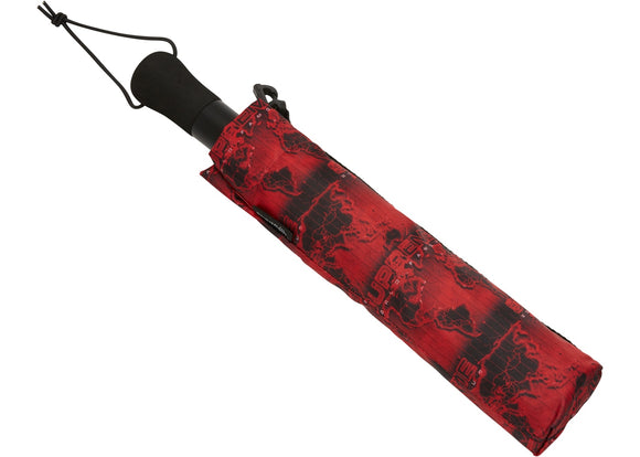 Supreme ShedRain World Famous Umbrella Red