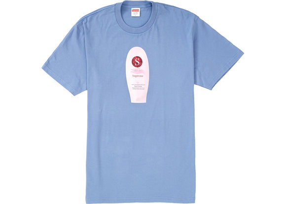 Supreme Super Cream Tee Slate