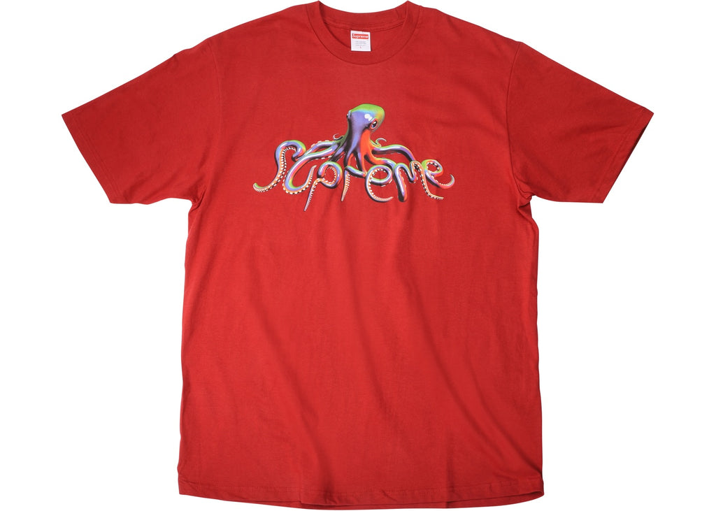 Supreme Tentacles Tee Brick