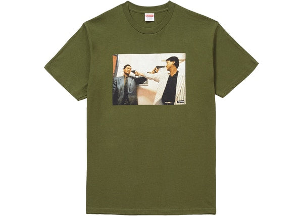 Supreme The Killer Trust Tee Olive