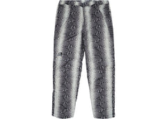 Supreme The North Face Snakeskin Taped Seam Pant Black