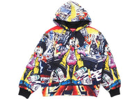 Supreme The Yard Hooded Work Jacket Multi