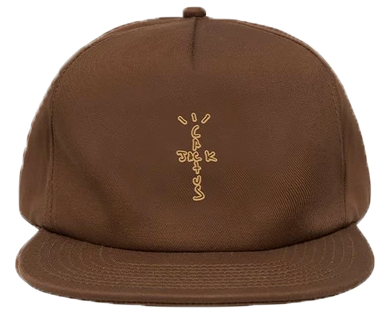 Travis Scott Highest In The Room Cactus Jack Hat Brown