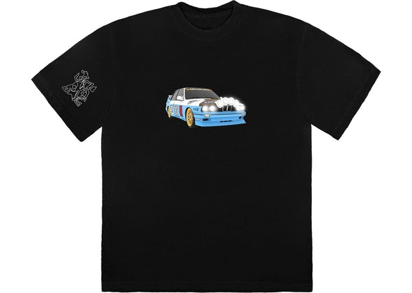 Travis Scott JACKBOYS Vehicle T-Shirt Black