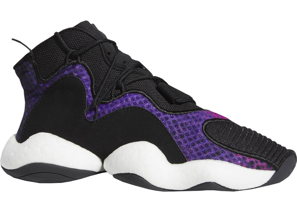 adidas Crazy BYW Purple Snakeskin (GS)