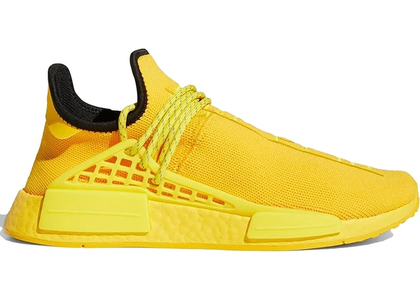 adidas NMD Hu Pharrell Extra Eye Yellow