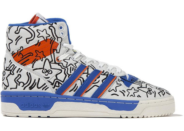 adidas Rivalry Hi Keith Haring