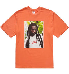 Supreme Buju Banton Neon Orange