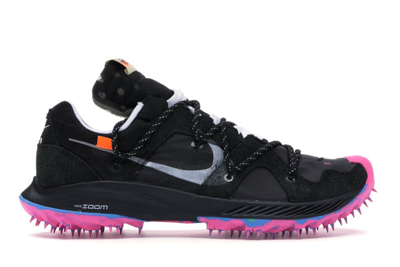Nike Zoom Terra Kiger Black/Pink Off-White (W)