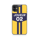 COQUE DE RUGBY PRO D2 PERSONNALISABLE - NEVERS