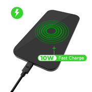 Dock à Induction Fast Charge Rectangle 10W
