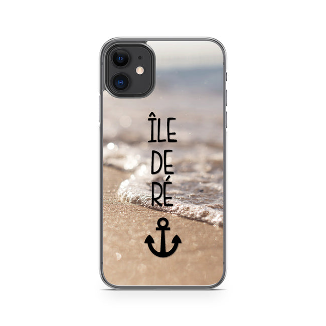 Coque Collection île de ré (plage) (15)