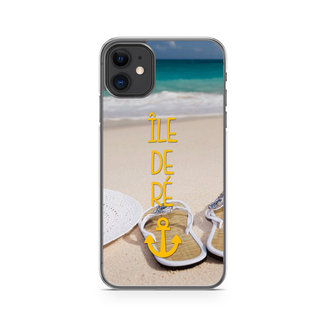 Coque Collection île de ré (plage) (21)