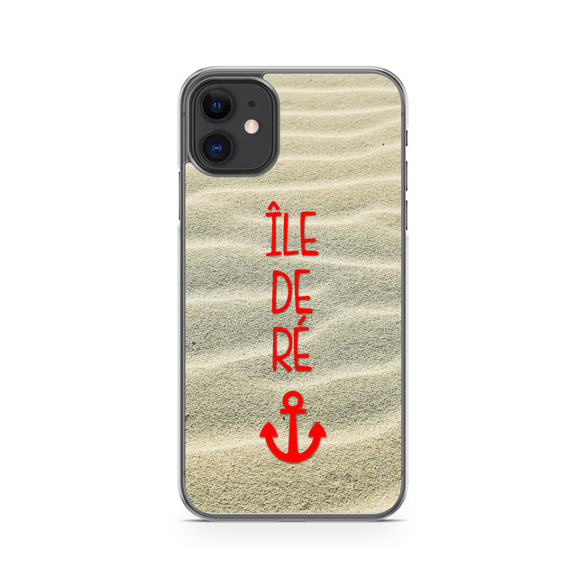 Coque Collection île de ré (plage) (33)
