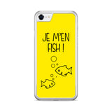 "Coque "" Je m'en Fish (3) """