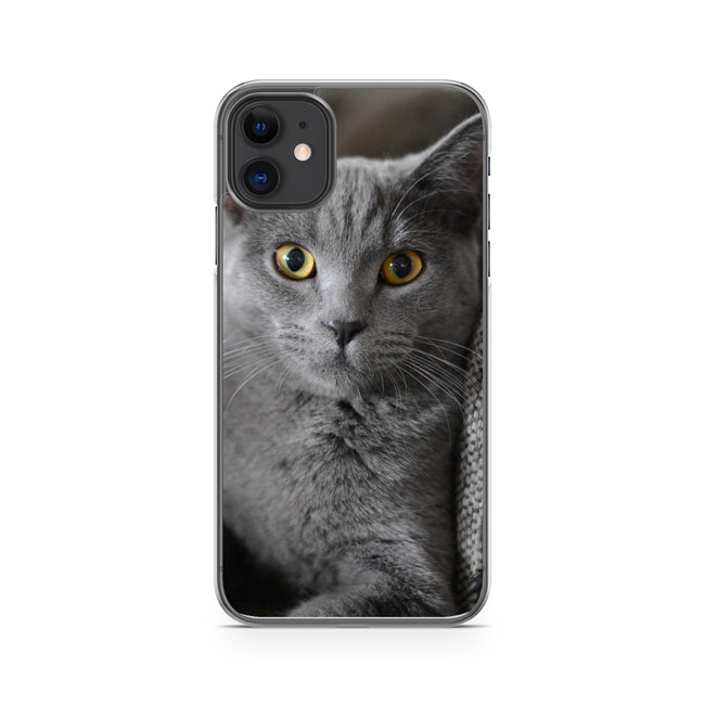 Coque Portrait de Chat (3)