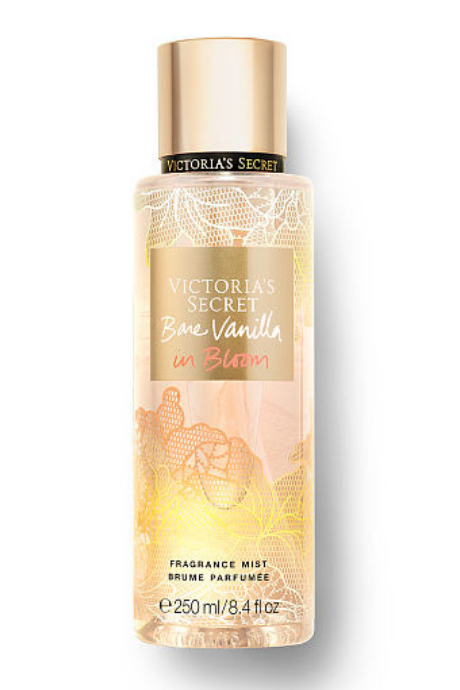 Victoria's Secret Bare Vanilla In Bloom Fragrance Mist | BeeBabe.com